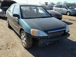 honda civic ex 2001 2001 honda civic ex for sale nj somerville salvage cars