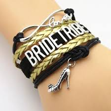 bracelet infinity love images Infinity love bride tribe wedding bracelets blue lion jewels jpg