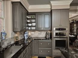 kitchen design with black marble counters outofhome