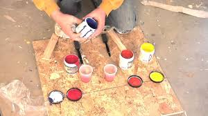 how do i make red by blending paint colors youtube