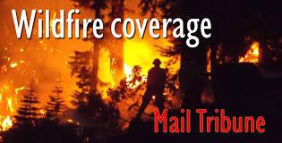 Wildfire Evacuation Levels by Illinois River Road Residents Under U0027go Now U0027 Evacuation Notice