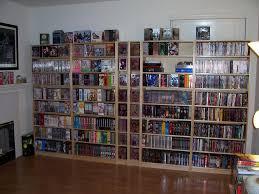 dvd collection evolution