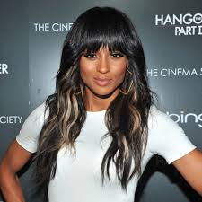how to get ciara u0027s blond hair extensions look popsugar beauty