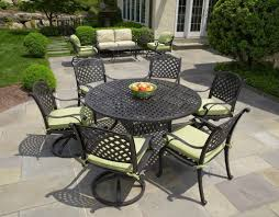 Patio Furniture For Balcony by Round Patio Table And Chairs Balcony Height Patio Furniture