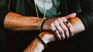 mens bracelet fashion images These five men 39 s bracelets will spice up your style game fhm ph jpg