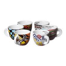 cool espresso cups ancap arlecchino edizione porcelain cups prima coffee