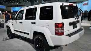 silver jeep liberty 2012 2012 jeep liberty arctic 2011 los angeles auto show youtube