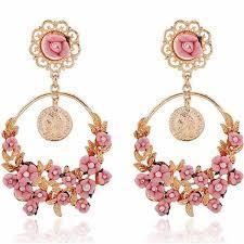 antoinette earrings the antoinette earrings baroque style jewelry statement jewellery