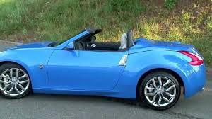 2017 nissan 370z convertible 2011 nissan 370z roadster detailed walkaround youtube
