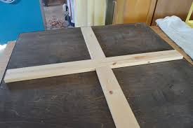 the 25 best plywood table building the top for our coffee table aka that s plywood