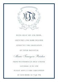 formal high school graduation announcements luxury graduation invitations templates or graduation