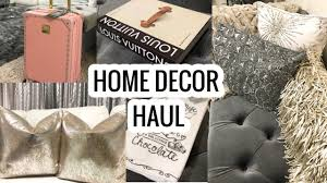 Ross Stores Home Decor Home Decor Haul 2017 Homegoods Marshalls T J Maxx Haul Youtube