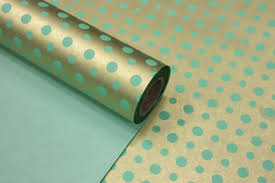 big dot green wrapping paper gift wrap gift wrapping wrap rolls