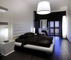 White Vs Dark Bedroom Furniture Cherry Wood Color Schemes Bedroom Modern Black Laminated Beds With