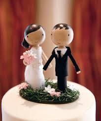 personalized cake toppers for wedding customize your cake