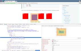 inspect and edit pages and styles tools for web developers