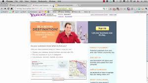 Yahoo Maps Com Adding Your Business To Yahoo Maps Youtube