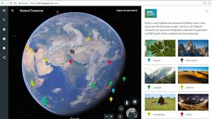 Google World Map 3d by Welcome Home To The New Google Earth