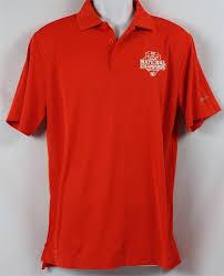 Clemson Flags Columbia Polo Shirts Clemson National Champions