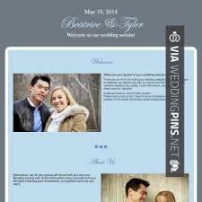 the best wedding websites the 25 best wedding website exles ideas on wedding
