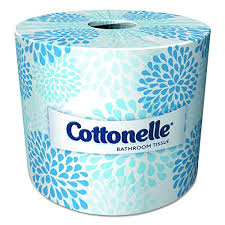 wrapped toilet paper cottonelle 13135 two ply bathroom tissue 451 sheets