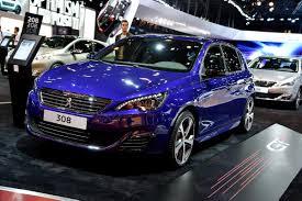 peugeot new car deals sporty peugeot 308 gt arrives in paris auto express