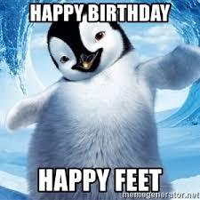 Happy Feet Meme - happy feet meme generator