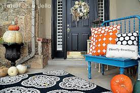 Decorating Idea by 15 Cheap And Cute Fall Front Porch Decorating Ideas