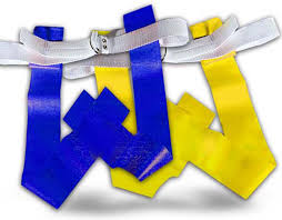 Football Flag Printing Football Flag Belts