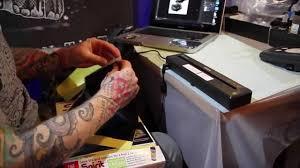tattoo thermal printer reviews brother pocketjet 623 tattoo stencil machine youtube