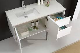 merida 1200mm luxury white vanity for modern bathrooms white
