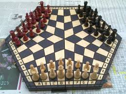 how to play 3 person chess and build your own board chess sets