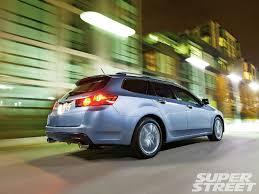 slammed tsx 2011 acura tsx sport wagon new car joy ride super street magazine