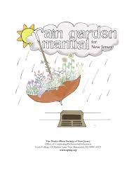 native plant society of new jersey new jersey rain garden manual part 1 docshare tips