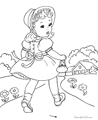 free kid coloring pages 017