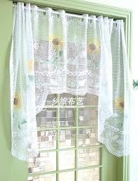 Sunflower Kitchen Curtains Sunflower Kitchen Curtains U2013 Teawing Co