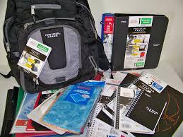 Backpack Storage by Telethon Item Descriptive Listing