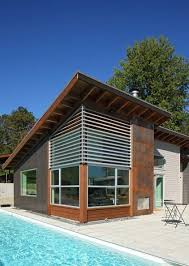 shed style architecture pitch of a roof gable construction roofing shed style single