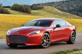 custom aston martin rapide car picker red aston martin rapide s