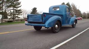 Classic Chevy Trucks Models - vintage dodge pickup truck youtube