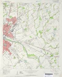 map waco topographic maps perry castañeda map collection ut