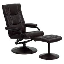 Office Chair And Ottoman Furniture Leather Chair And Ottoman Soft Leather