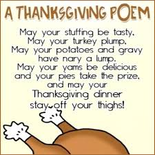 thanksgiving poem lol thanksgiving poems
