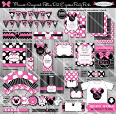 minnie mouse party supplies minnie mouse party decorations minnie birthday decorations