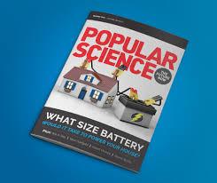 Housemagazine by Battery Powered House Magazine Cover Dane Bliss