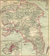 Ancient Greece Maps by