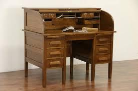 Wall Secretary Desk Furniture Exclusive Design Rolltop Desk U2014 Estebantorreshighschool Com