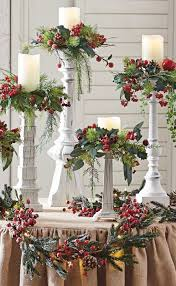 Home Decorating Ideas For Christmas Best 25 Christmas Candles Ideas On Pinterest Winter Decorations