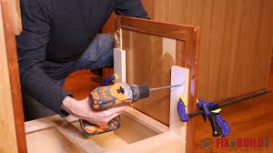 trash can attached to cabinet door diy pull out trash can fixthisbuildthat