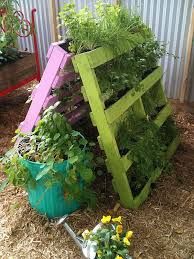 Pallet Gardening Ideas Mifgs 2012 Recycling Ideas For The Garden Free Pallets